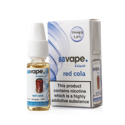 88Vape Red Cola E-Liquid