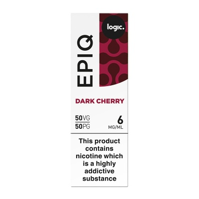 Logic EPIQ Dark Cherry E-Liquid (6mg)