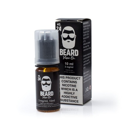 Beard Vape Co No. 24 E-Liquid