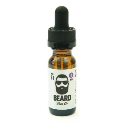 Beard Vape Co No. 51 E-Liquid (0mg)