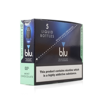 Blu Pro Mint Chocolate E-Liquid (50ml)