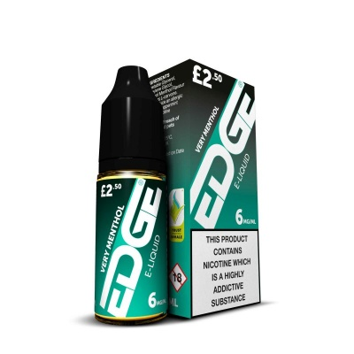 EDGE Very Menthol E-Liquid (Pack of 5)