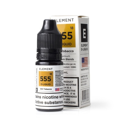 Element 555 Tobacco E-Liquid