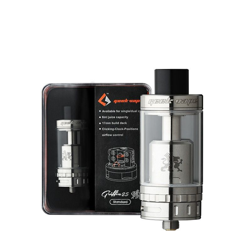 Rebuildable Atomisers and Drippers