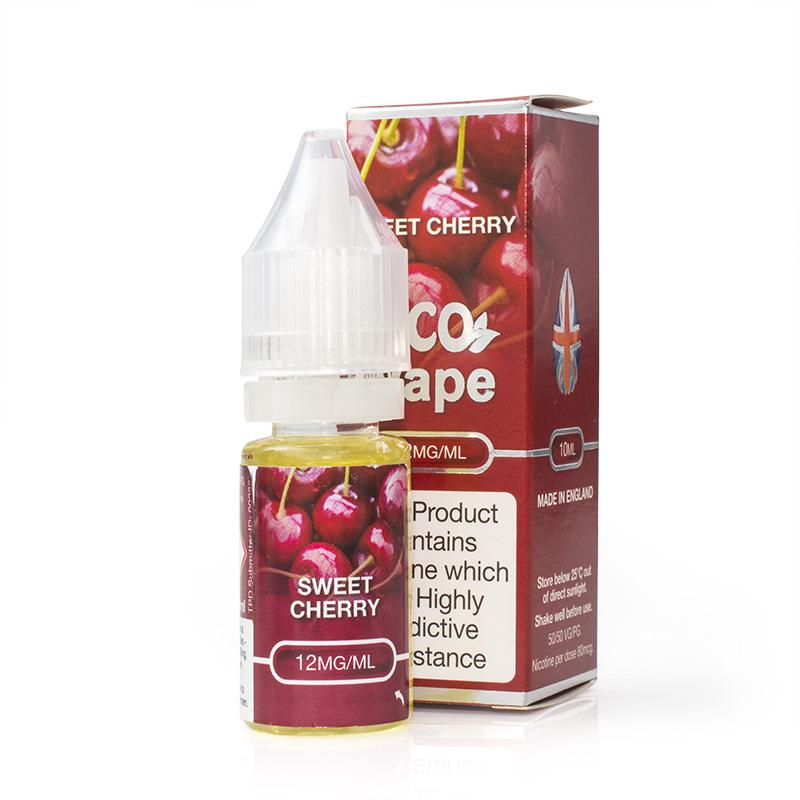 Eco Vape Premium Sweet Cherry V2 E-Juice