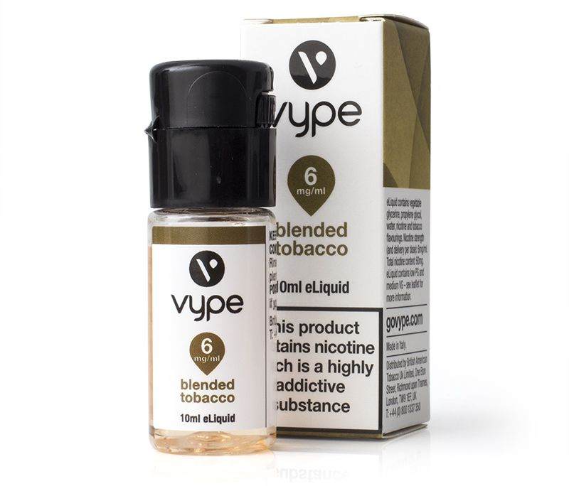 Vype eTank Blended Tobacco E-Liquid