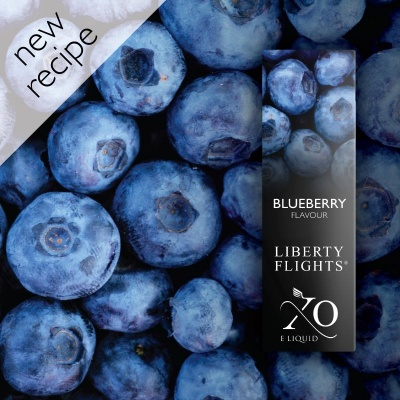 Liberty Flights XO Blueberry E-Liquid
