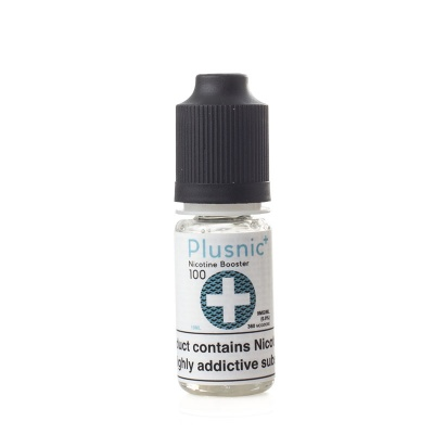 PlusNic 100 Max VG Nicotine Booster Shot