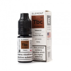 Element Tobacco E-Liquid - Money Off!