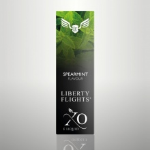 Liberty Flights XO Spearmint VG E-Liquid