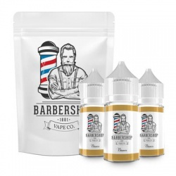 Barbershop Vape Co. Bianco E-Liquid