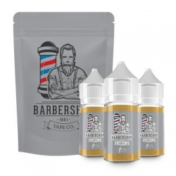 Barbershop Vape Co. Grigio E-Liquid