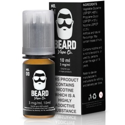 Beard Vape Co No. 00 E-Liquid