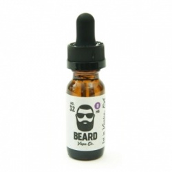 Beard Vape Co No. 32 E-Liquid (0mg)