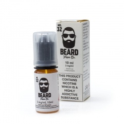 Beard Vape Co No. 32 E-Liquid - Money Off!