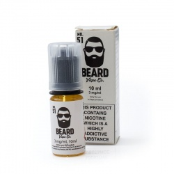 Beard Vape Co No. 51 E-Liquid - Money Off!