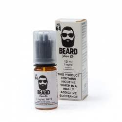 Beard Vape Co No. 64 E-Liquid - Money Off!