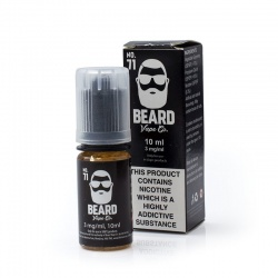 Beard Vape Co No. 71 E-Liquid - Money Off!