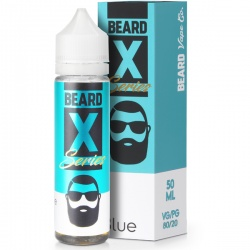 Beard Vape Colours X Series Blue Short Fill E-Liquid