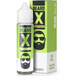 Beard Vape Colours X Series Green Short Fill E-Liquid