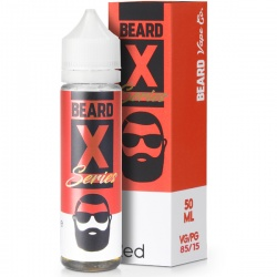 Beard Vape Colours X Series Red Short Fill E-Liquid