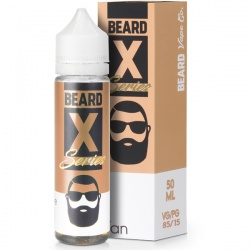 Beard Vape Colours X Series Tan Short Fill E-Liquid
