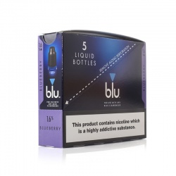 Blu Pro Blueberry E-Liquid (50ml)