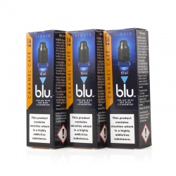 Blu Pro Caramel Cafe E-Liquid (30ml)