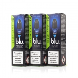 Blu Pro Green Apple E-Liquid (30ml)