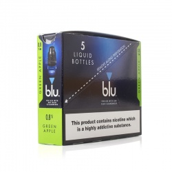 Blu Pro Green Apple E-Liquid (50ml)