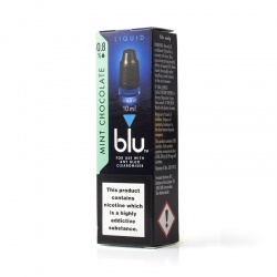 Blu Pro Mint Chocolate E-Liquid
