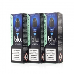 Blu Pro Mint Chocolate E-Liquid (30ml)