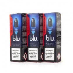 Blu Pro Strawberry Mint E-Liquid (30ml)
