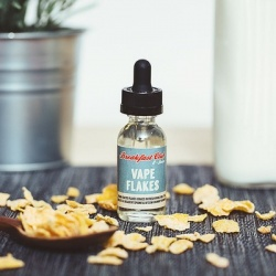 Breakfast Club Vape Flakes E-Liquid