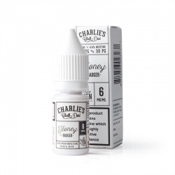 Charlie's Chalk Dust Honey Badger E-Liquid