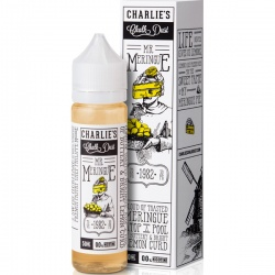 Charlie's Chalk Dust Mr. Meringue Short Fill E-Liquid