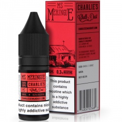 Charlie's Chalk Dust Ms. Meringue E-Liquid