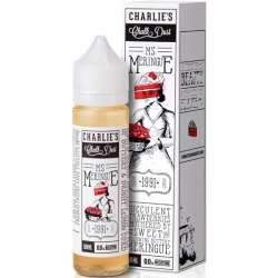 Charlie's Chalk Dust Ms Meringue Short Fill E-Liquid