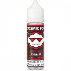 Cosmic Fog Sonrise Short Fill E-Juice