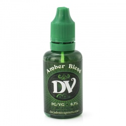 Decadent Vapours Amber Blend E-Liquid (0mg)