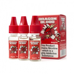 Eco Vape Dripping Dragon Blood Max VG E-Juice