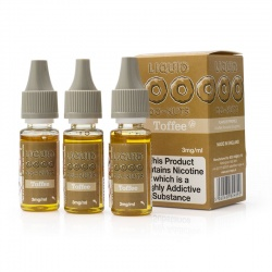 Eco Vape Dripping Toffee Liquid Do-Nuts V2 High VG E-Juice - Money Off!