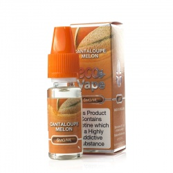 Eco Vape Premium Cantaloupe Melon V2 E-Juice - Money Off!