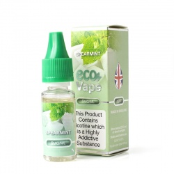 Eco Vape Premium Spearmint V2 E-Juice