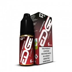 EDGE Cherry Menthol E-Liquid