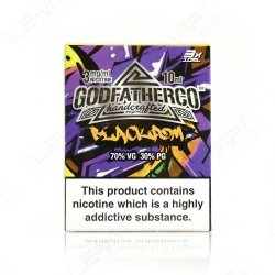 Godfather Co Blackpom E-Liquid
