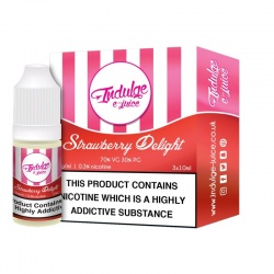 Indulge Strawberry Delight E-Liquid