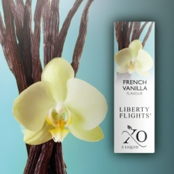 Liberty Flights XO French Vanilla VG E-Liquid