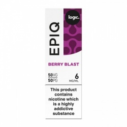 Logic EPIQ Berry Blast E-Liquid (6mg)