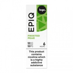 Logic EPIQ Frosted Pear E-Liquid (6mg)